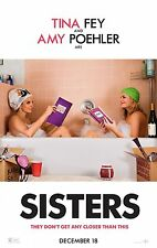 SISTERS POSTER TINA FEY AMY POEHLER