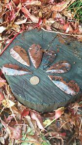 Large Mahogany Obsidian Arrow Heads free P&P