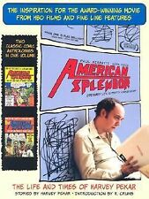 American Splendor by Harvey Pekar (2003, Paperback)