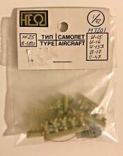 NeOmega 1/72 M25 R1820 U-15 U-16 -U-153 B-17 C47 M7201