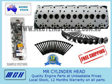TD42 Cylinder Head Kit For Nissan Patrol GU GQ Ford Maverick 4.2L VRS Bolts