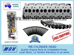 TD42T TD42 Cylinder Head Kit For Nissan Patrol GU GQ Ford Maverick 4.2L VRS