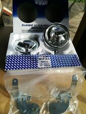 Bmw Mini Cooper S 01-06 Cromo Spot Luces Wipac Originals + Kit Completo Originales