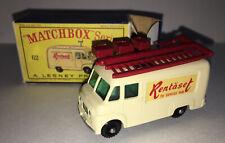 Matchbox Lesney #62 1963 TV Service Van In Original Box