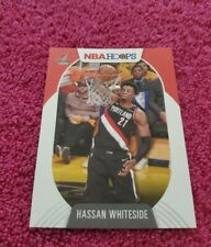 New listing 2020 Panini NBA Hoops Portland Trail Blazers Hassan Whiteside Card #187