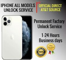 PREMIUM AT&T Factory Unlock iPhone 6 7 8 X XR XS Max ALL Super Fast Service