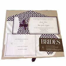 NIB Brides Any Occasion Invitation Kit