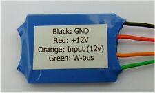 Analog to W-bus konverter->USE YOUR WEBASTO in T5 transporter as PARKING HEATER!