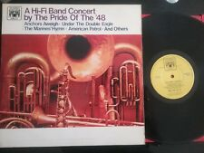 PRIDE OF THE '48 - HI-FI BAND CONCERT - 11 Track LP - 1958 MARBLE ARCH Records