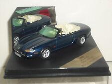 Vitesse Jaguar XK8 Cabriolet met sapphire blue REF:V100D