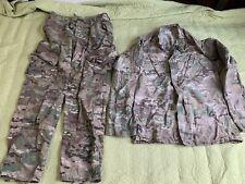 One Set Of  US Army Combat Uniform Multicam # Pants - SS, Coats - SR #1
