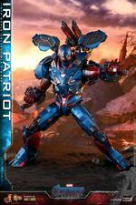 Hot Toys 1/6th Avengers Endgame Patriots Iron Man Soldier Figure Toys MMS547D34