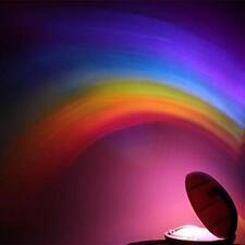 Arcobaleno Proiettore - LED Effetto Lampada Luce notturna da tavolo #1154