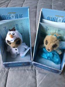 Ayana as Elsa And Oleg as Olaf  Frozen Meerkat / Meercat