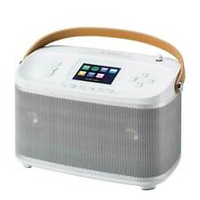 053d4736d78 Roberts R-Line R100 Smart DAB+/FM Radio Wireless Speaker System (White/