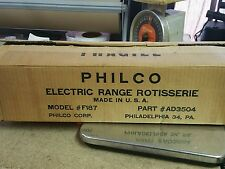 Retro Philco electric Range Rotisserie #F187 NOS