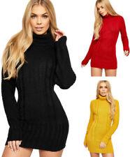 Bodycon Collar Long Sleeve Dresses for Women