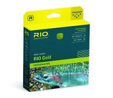 RIO Gold Fly Line - WF6F - Color Melon/Gray Dun - New