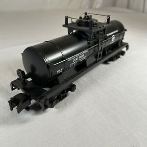 American Flyer Trains LTI 6-48404 US Army Tank Rail Car