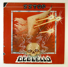 "12"" LP - ZZ Top - Degüello - B3615 - washed & cleaned"
