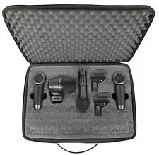Shure PGAStudioKit4 Instrument & Vocal Microphone Set Mic PGA Studio Kit 4