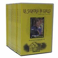 La signora in giallo - 12 DVD - Stagione 3 21 - Stagione 4 3 DL006644