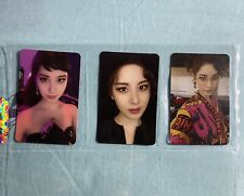 SNSD SEOHYUN Girls Generation Don't Say No Official Photocard Full Set Of 3