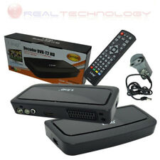 DECODER DIGITALE TERRESTRE T2 FULL HD DVB-T2 HD LINQ DH1692
