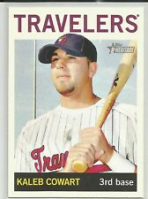 Kaleb Cowart LA Angels 2013 Topps Heritage Minor League