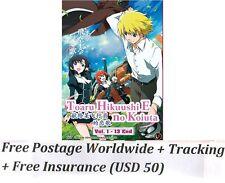 DVD Toaru Hikuushi E no Koiuta Vol1–13 End The Pilot's Love Song + Free 1 Anime
