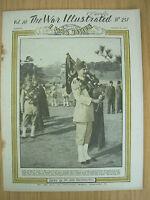 WAR ILLUSTRATED MAG No 251 JANUARY 31st 1947 5th BATTALION PUNJAB REGIMENT