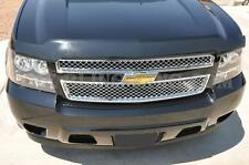 Chevy Tahoe Suburban Avalanche chrome mesh grille insert grill overlay LS LT
