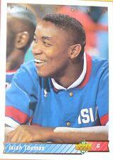 CARTE  NBA BASKET BALL 1993  PLAYER CARDS ISIAH THOMAS (154)