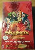 1995-96 SKYBOX PREMIUM BASKETBALL SERIES 2 FACTORY SEALED HOBBY BOX