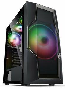 ULTRA FAST Gaming PC Computer Intel Quad Core i5 8GB 250GB Windows 10