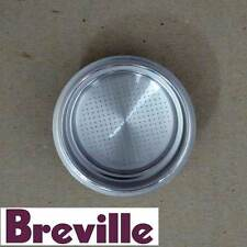 GENUINE BREVILLE COFFEE MACHINE 1 CUP REMOVABLE FILTER PART ESP8C/132