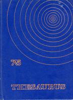 1975 Graland Country Day School Yearbook - Denver, Colorado - Nice Condition