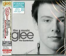 GLEE CAST-THE QUARTERBACK-JAPAN CD BONUS TRACK D20