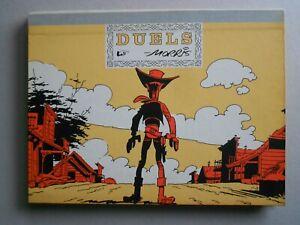 Portfolio DUELS ( MORRIS ) ( LUCKY LUKE ) 275 exemplaires