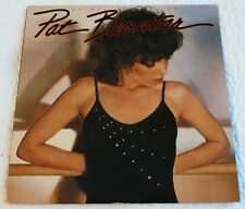 PAT BENATAR - CRIMES OF PASSION - VINYL NM - COVER VG+ -- HELL IS FOR CHILDREN