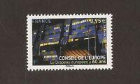 FRANCE 2015 - Timbres de Service CONSEIL de L'EUROPE n° 163 NEUF** LUXE