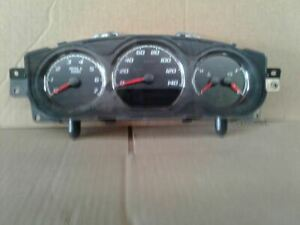09-11 Buick LUCERNE Speedometer MPH Without Option UJ8