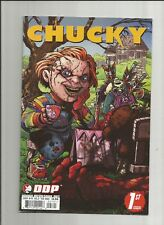 Chucky #1 vfn/nm 2009 DDP Child's Play Art cover volume 2 cover 1a US Comics