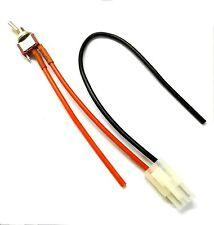 C6001 Interruptor de palanca grande Tamiya DC corriente nominal 5A DC Tensión nominal 32V