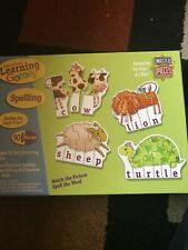 Learning Games Spelling  Match the Picture Spell The Word  100 Pc