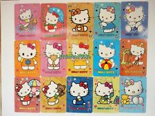 1 Deck Poker Hello Kitty 54pcs Sealed Playing Cards