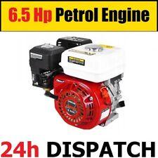 Replacement Honda GX160 4 Stroke Petrol Engine 6.5Hp - 19mm shaft