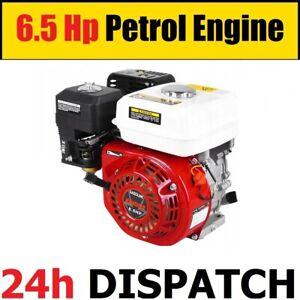 Replacement Honda GX160 4 Stroke Petrol Engine 6.5Hp - 20mm shaft