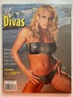 WWF Magazine Divas 2002 July 3 Collector Issue Trish Stratus Diva WWE WCW +Cards