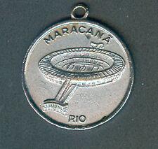 SOCCER MEDAL BRAZIL MARACANA STADIUM